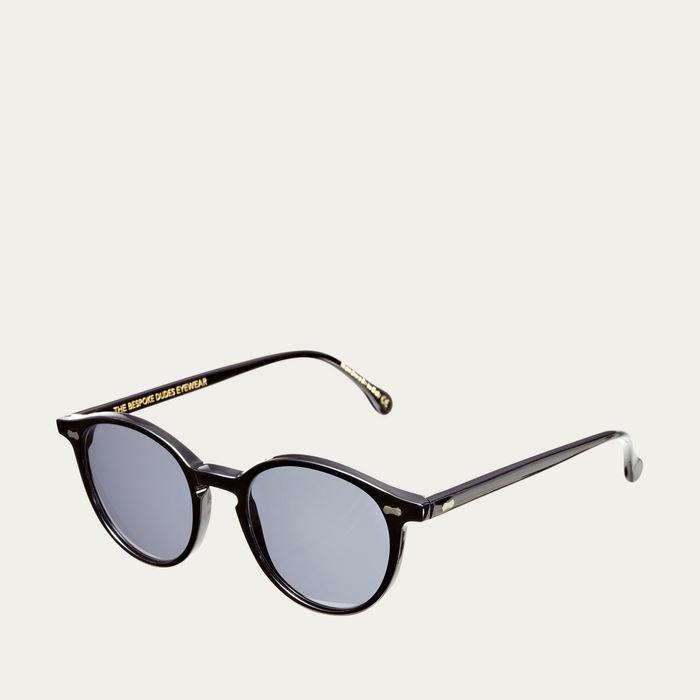 Black / Gradient Grey Cran Sunglasses   Bombinate