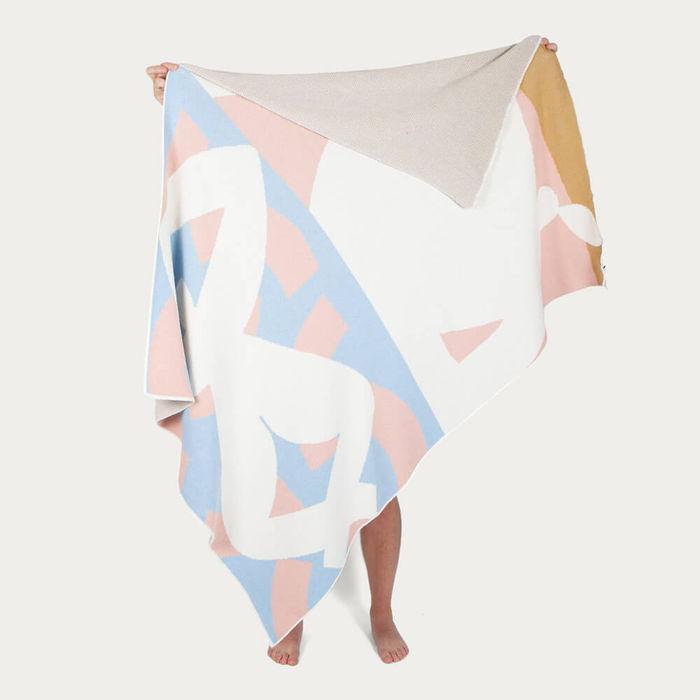 Redding Knit Blanket | Bombinate