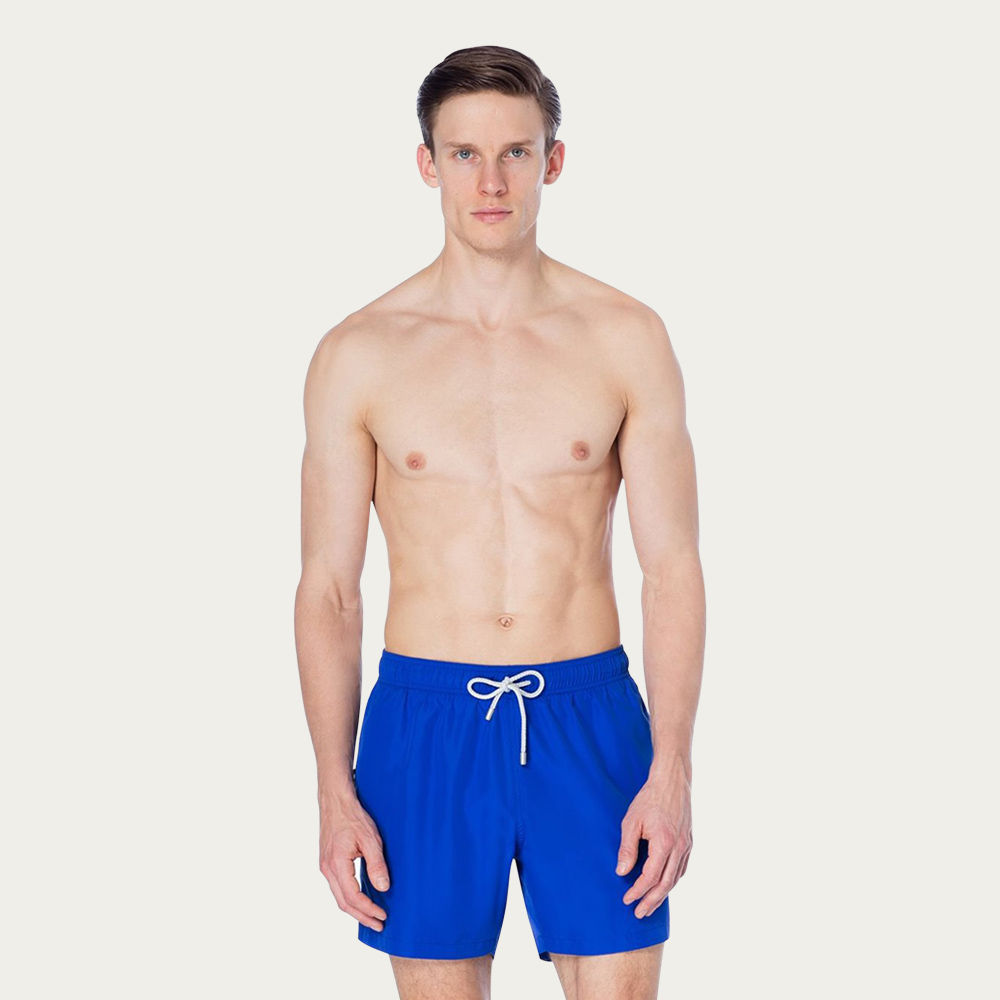 Dazzling Blue Logan Swim Short    Bombinate