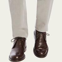 Walnut Ashley Chukka Boot  | Bombinate
