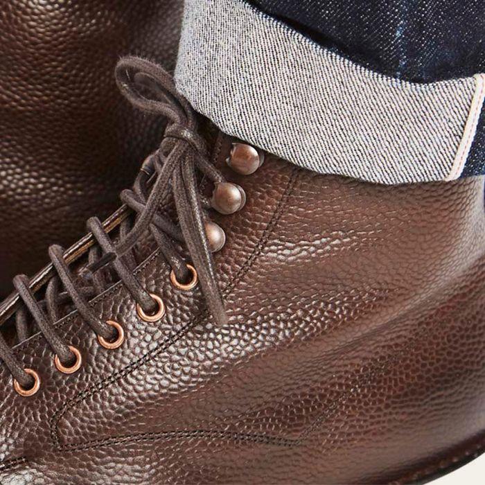 Walnut Eden Boot  | Bombinate