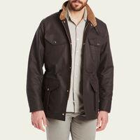 Demerera Brown Field Jacket  | Bombinate