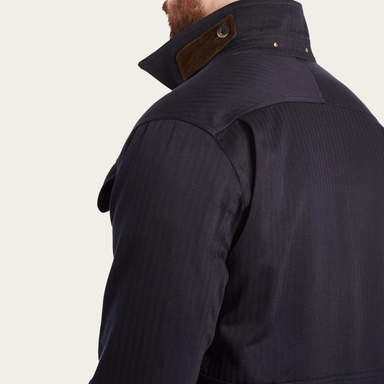Navy Pocket Jacket  | Bombinate