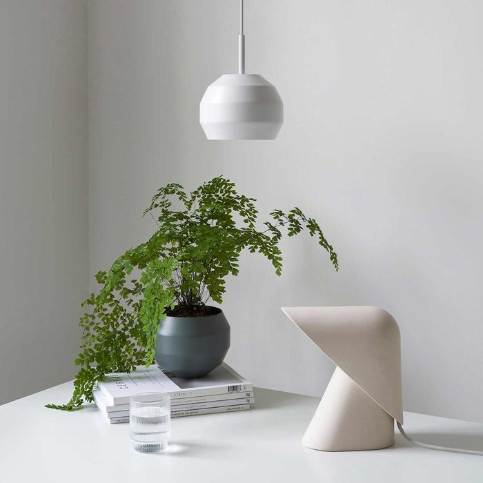 Stoneware K lamp Dimmable | Bombinate
