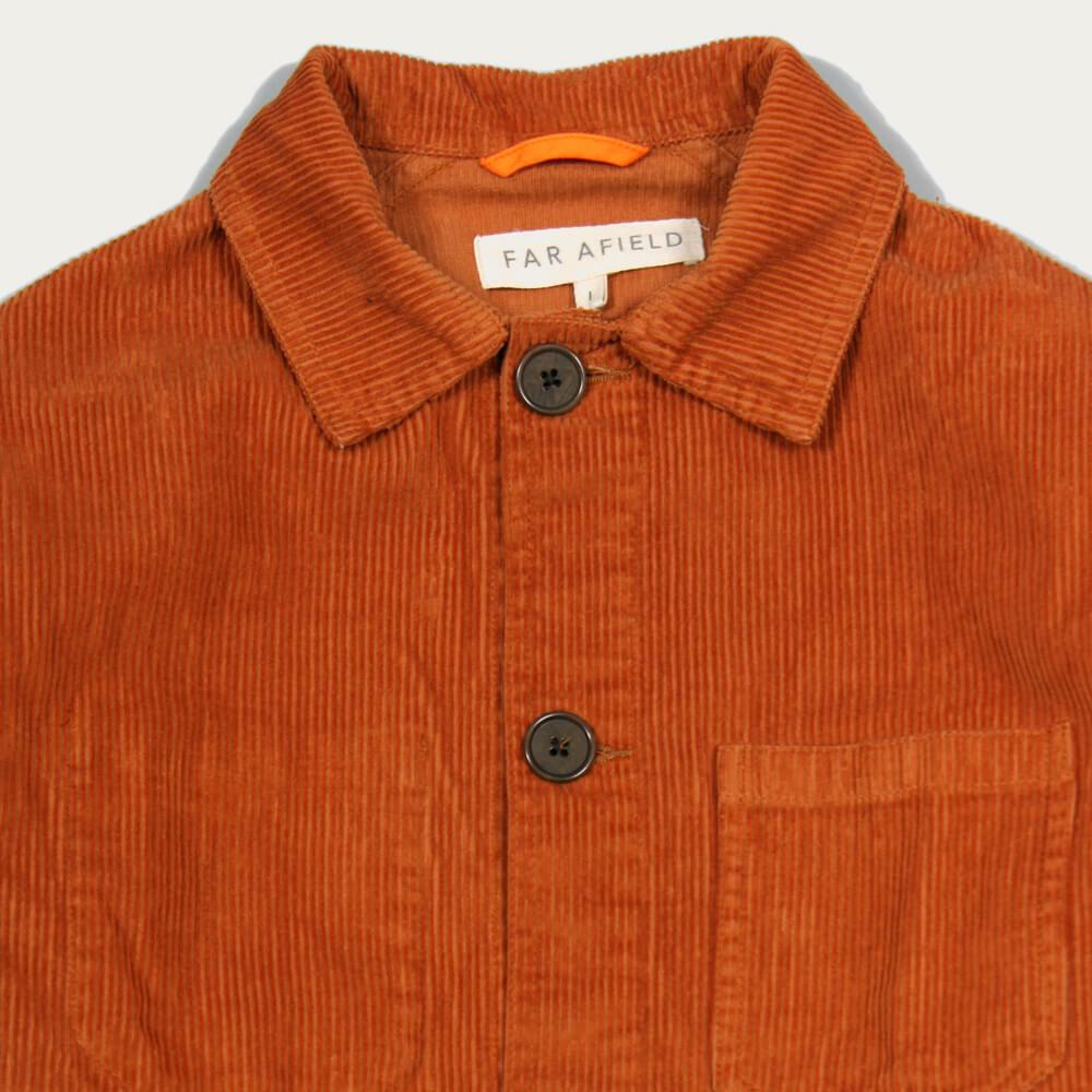 Autumnal Porter Jacket Corduroy | Bombinate