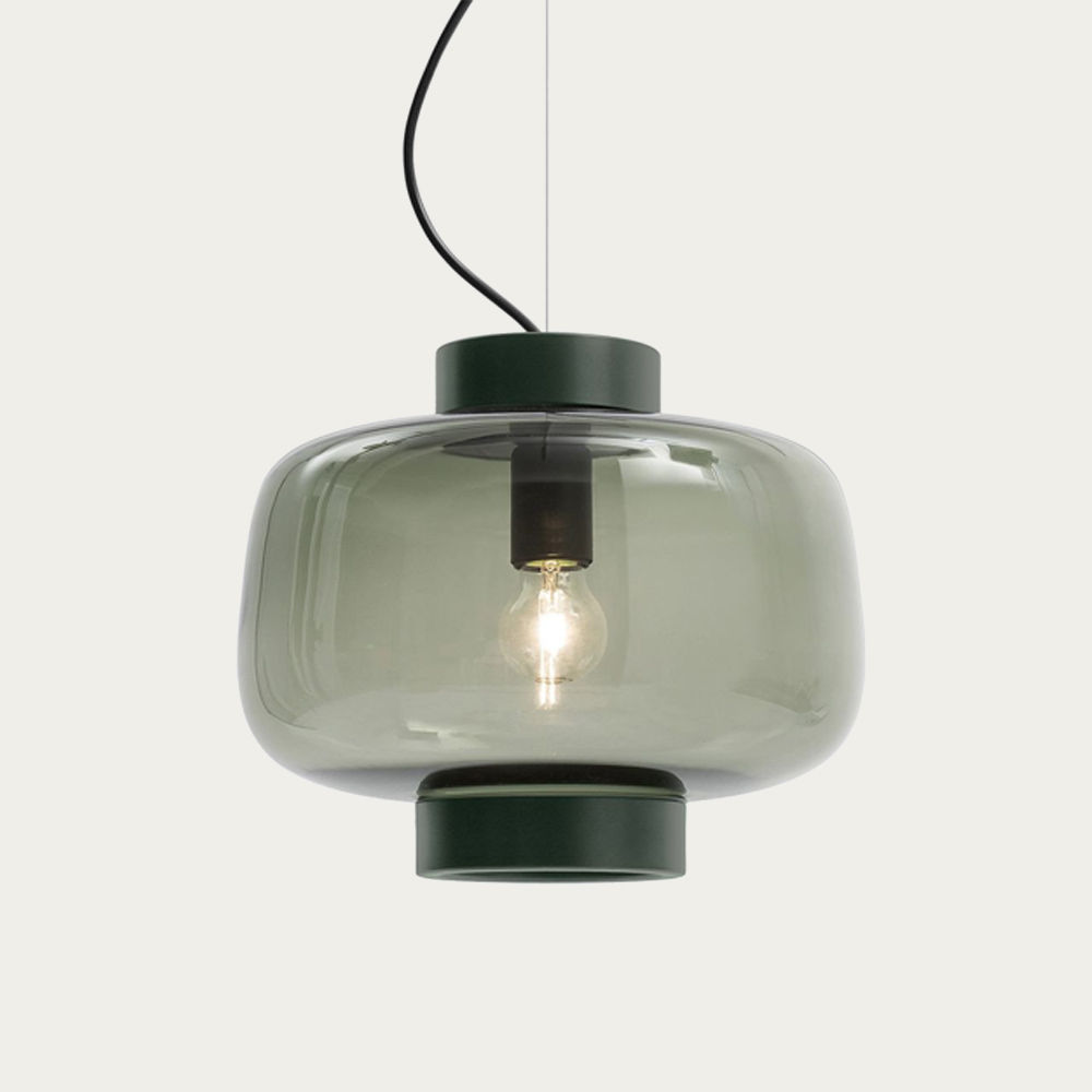 Anthracite Dusk Lamp Large   Bombinate