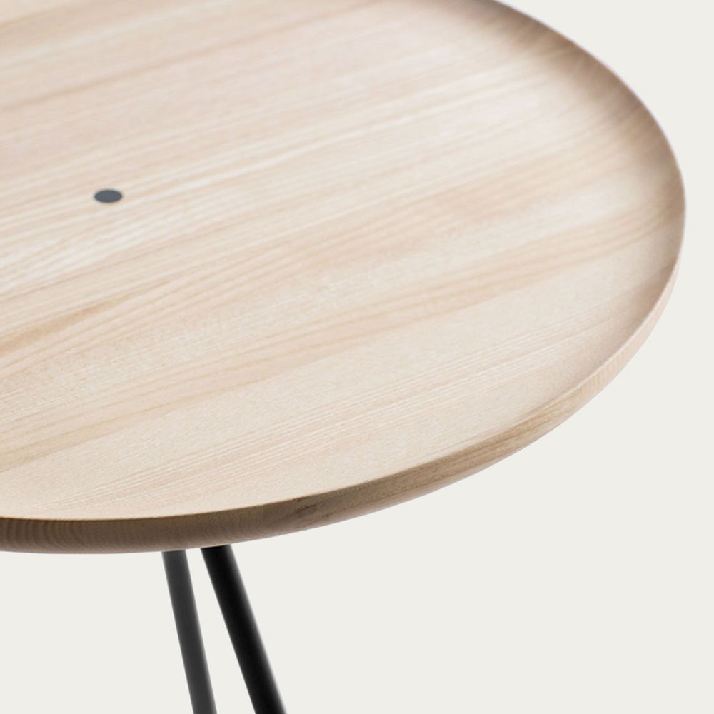 Natural Key Side Table | Bombinate