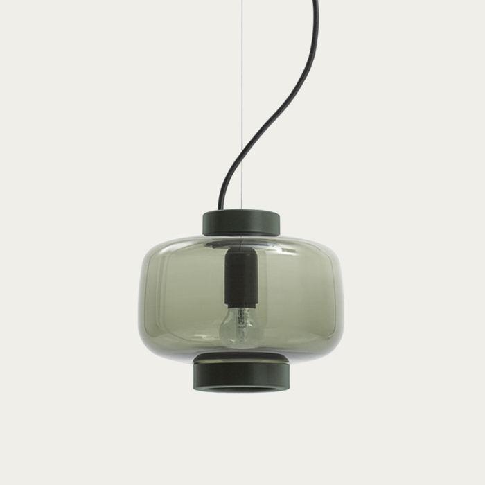 Anthracite Dusk Lamp Small | Bombinate