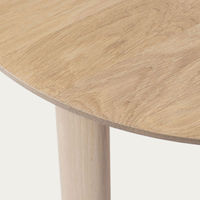 Natural Oiled Alle Coffee Table Large | Bombinate