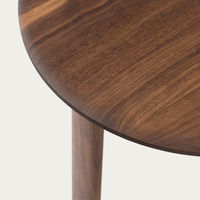 Walnut Alle Coffee Table Small | Bombinate