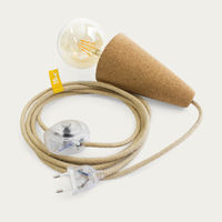 Sand Beige Sino Pose Desk/Wall Lamp with Bulb | Bombinate