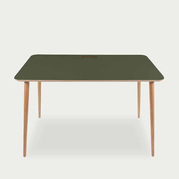 Olive Desk | Bombinate