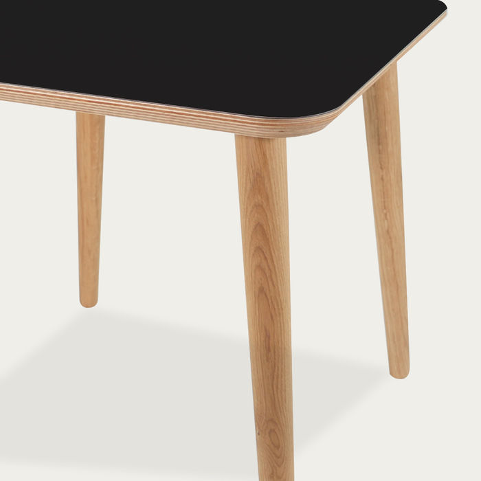 Charcoal Side Table | Bombinate