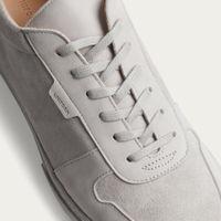 Grey Suede Series 6 Sneakers | Bombinate