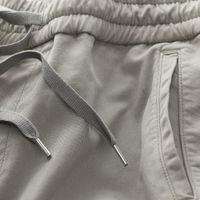 Mid Grey Porter Comfort Chino | Bombinate