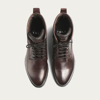 Tmoro Royal Cordovan Leather Logger Boots | Bombinate