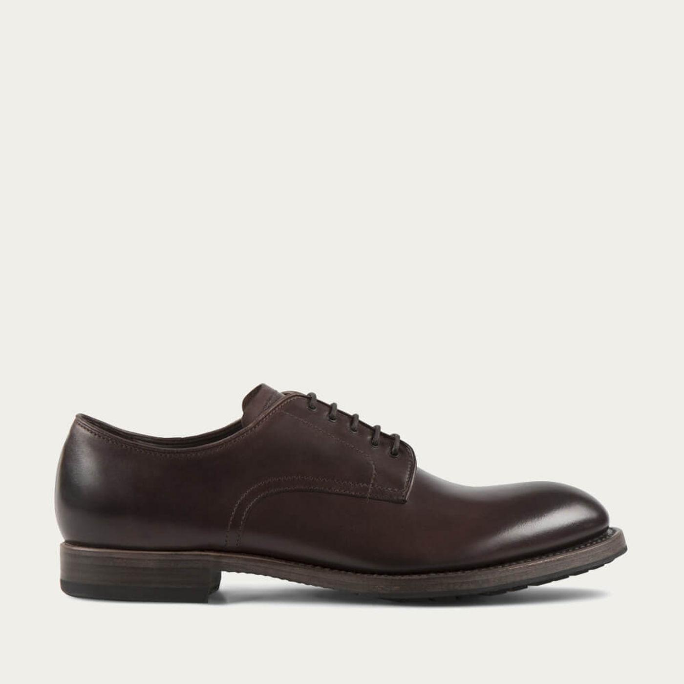 Tmoro Daze Cordovan Leather Shoes   Bombinate