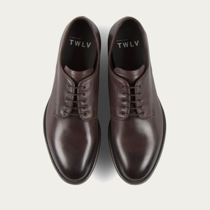 Tmoro Daze Cordovan Leather Shoes | Bombinate
