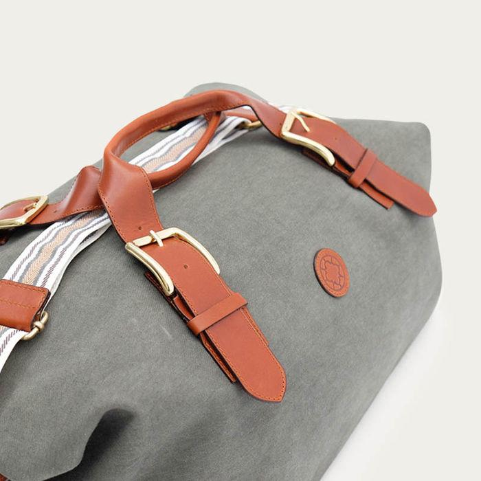 Olive Green Mick Duffle Bag    | Bombinate