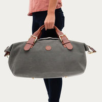 Olive Green Mick Duffle Bag    | Bombinate
