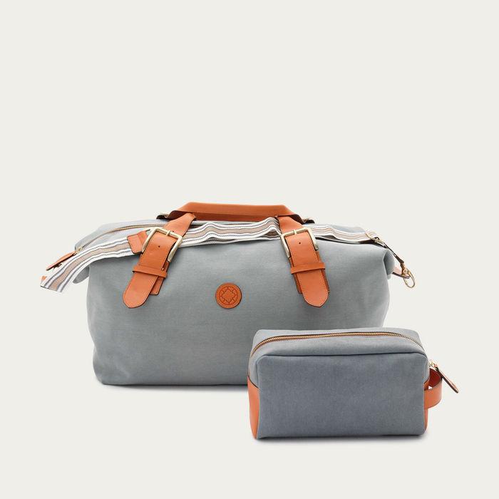 Aqua Green Mick Duffle Bag    | Bombinate
