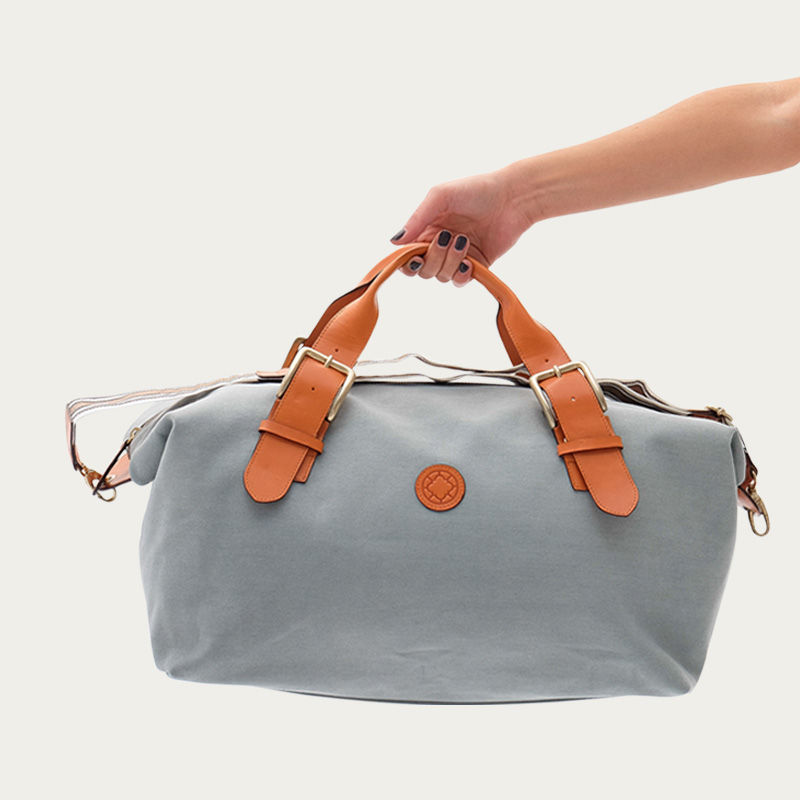 Aqua Green Mick Duffle Bag    | Bombinate