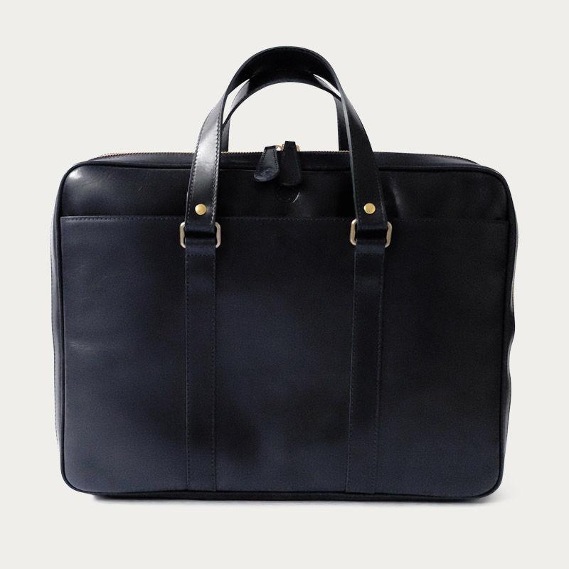 Black Carter Briefcase  | Bombinate