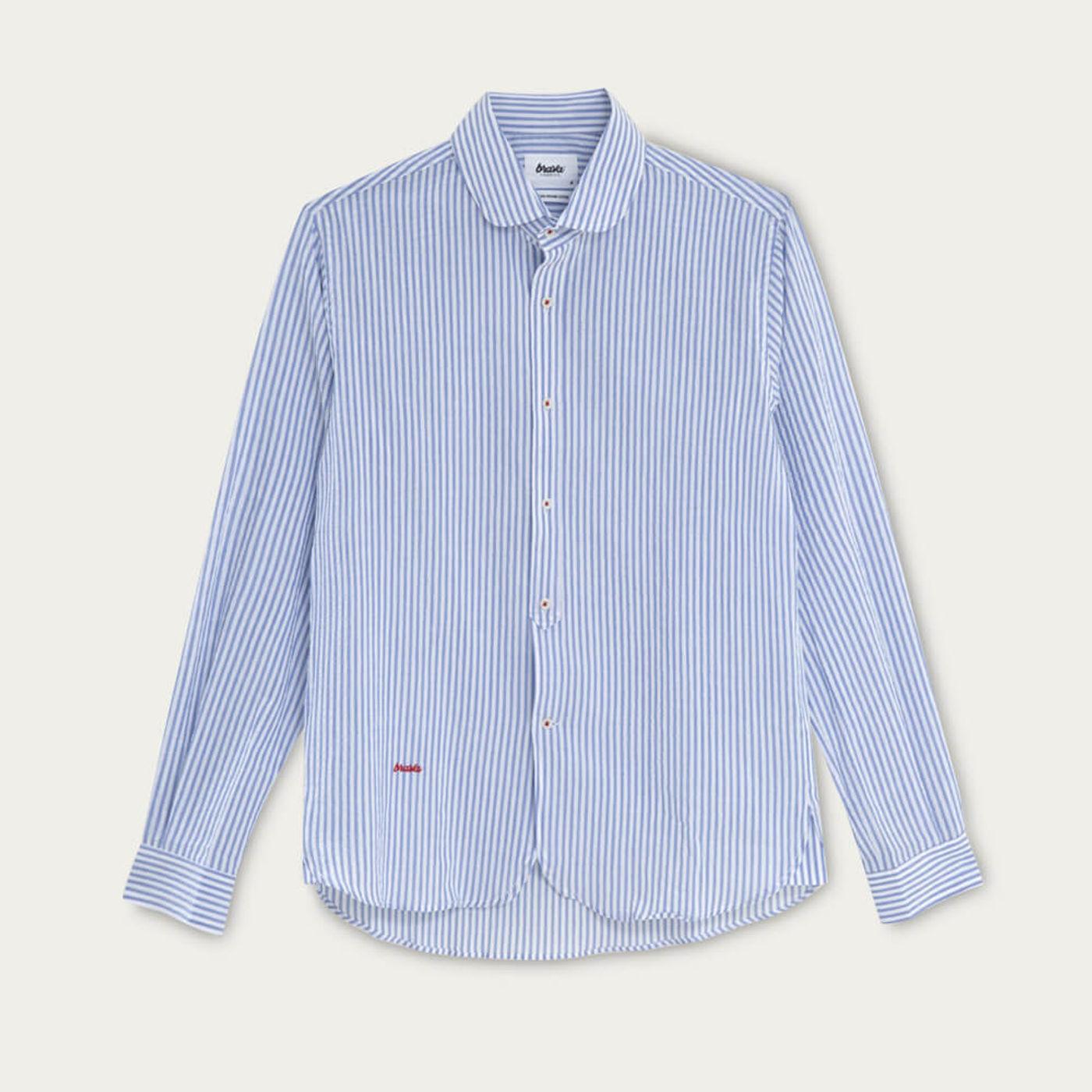 Blue Sakuraya Tea Essential Shirt   Bombinate