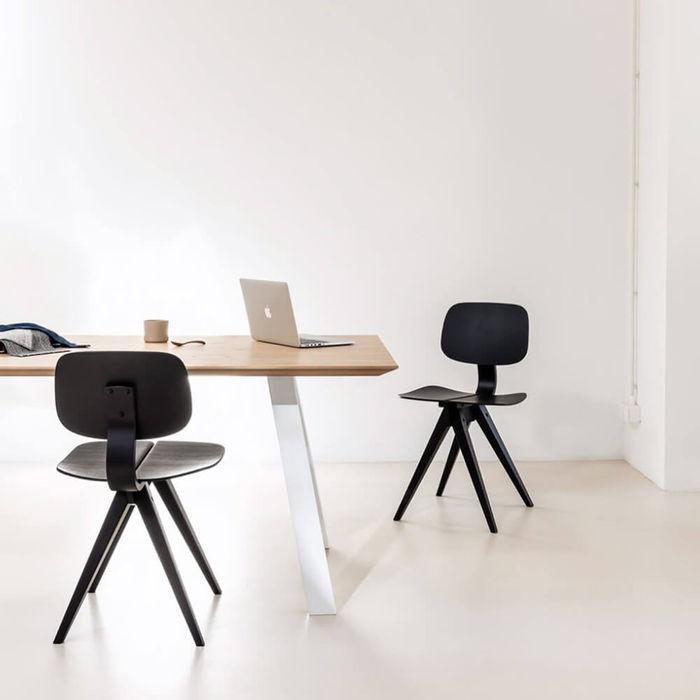 Black Mosquito Chair | Bombinate