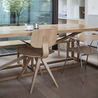 Natural Oak Mosquito Chair | Bombinate