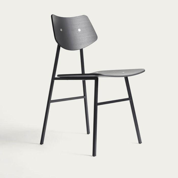 Black 1960 Chair | Bombinate
