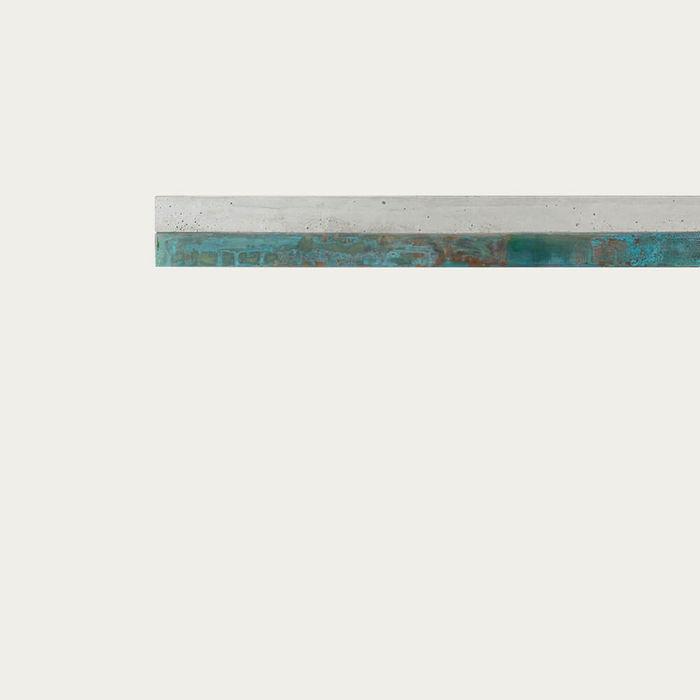 Graphite Grey Concrete & Oxid Pendant Light | Bombinate