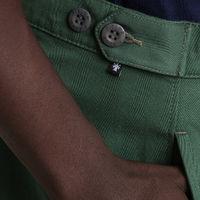 Pineneedle Cotton Weekend Trouser | Bombinate
