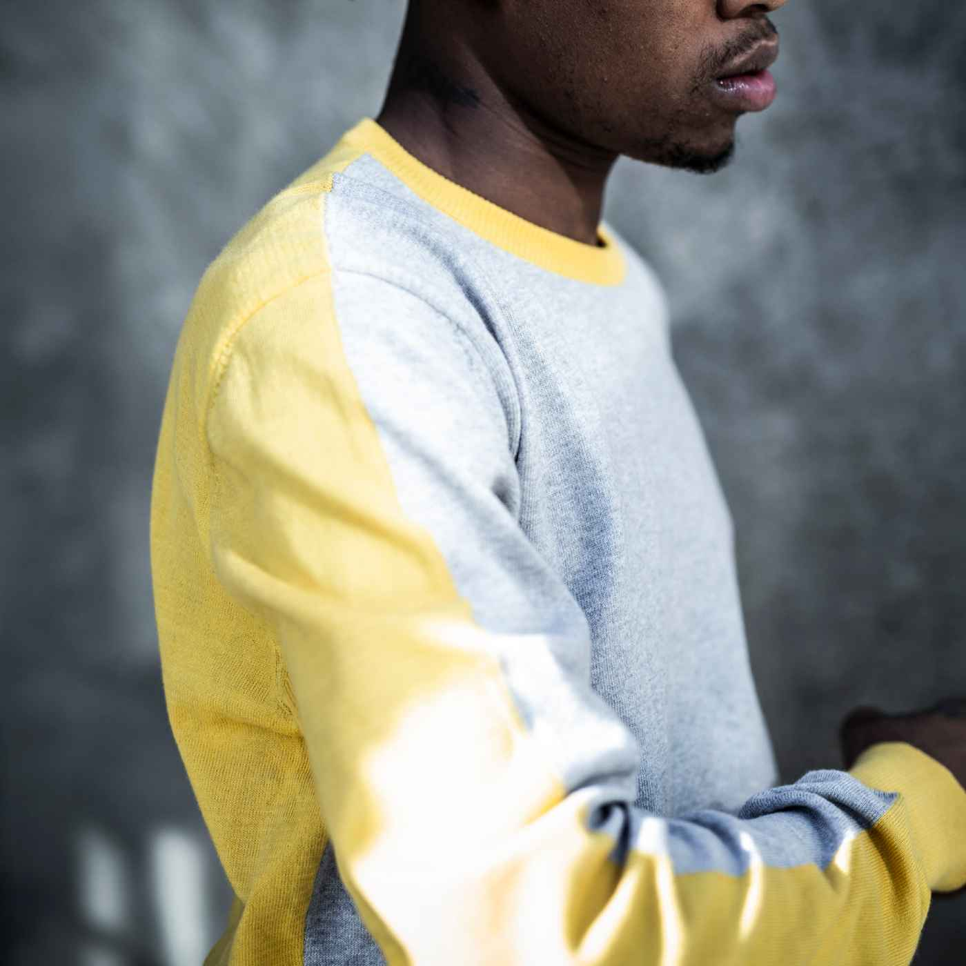 Yellow Flatlands Knitwear  | Bombinate