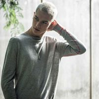 Middle Grey Fordham Knitwear  | Bombinate