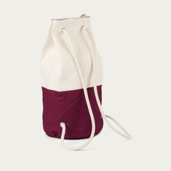 Purple Marin Classic Bag  | Bombinate