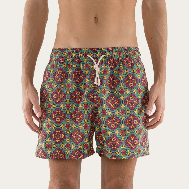 Pantelleria Swim Short | Bombinate