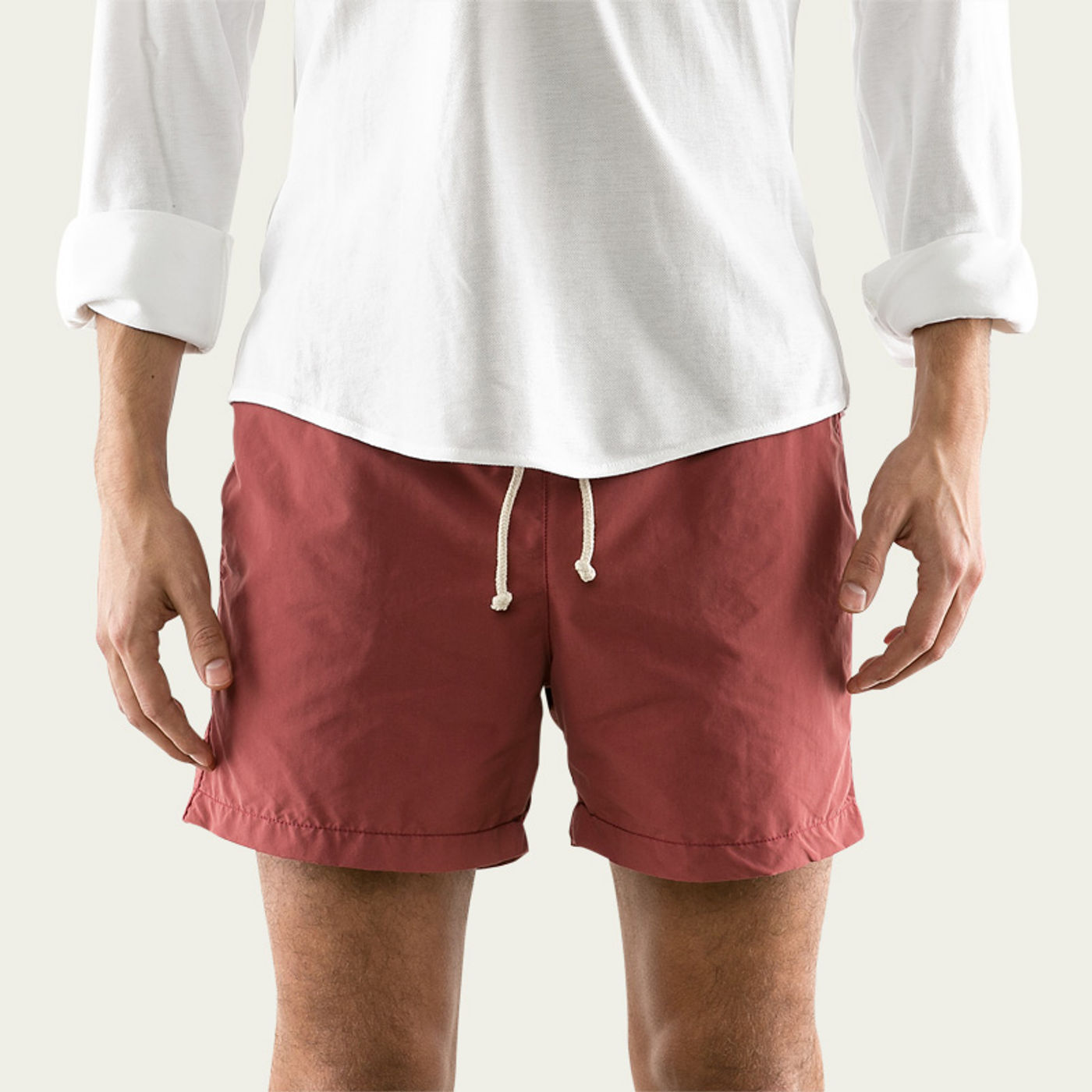 Veneziano Rosso Swim Short | Bombinate