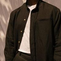 Black The Mao Shirt | Bombinate