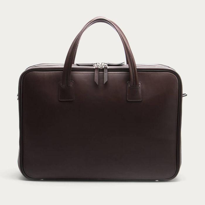 Deep Brown 36 Hours Bag Bellecourt | Bombinate