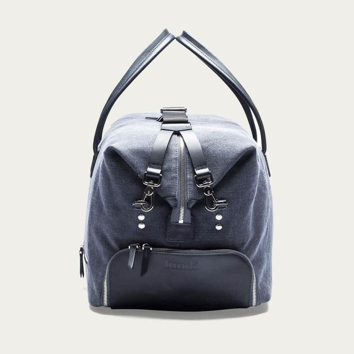 Navy Traveler Bag Remington | Bombinate