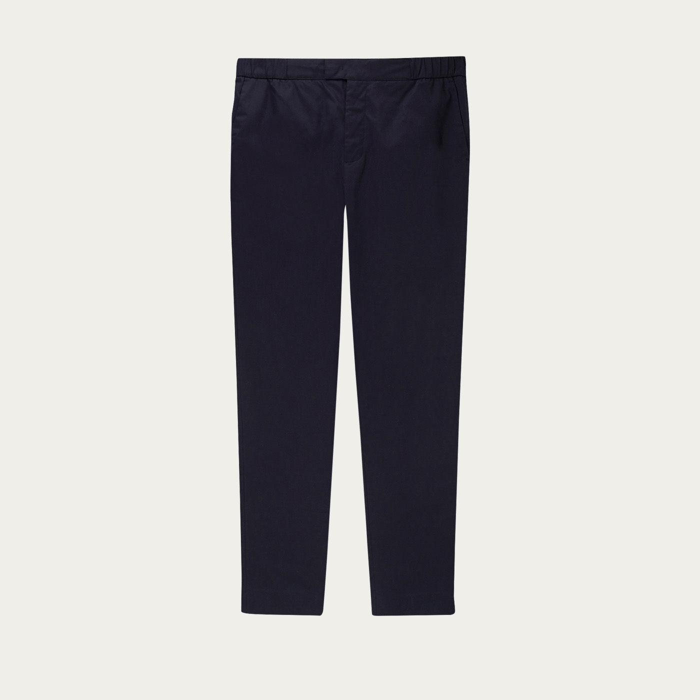Navy 24 Trouser   0