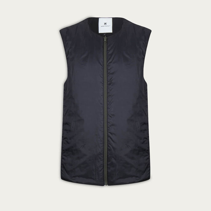 Army Long Dong Gabardine With Removable Vest | Bombinate