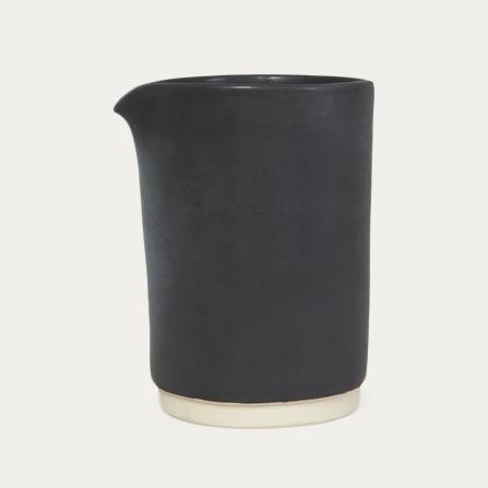 Large Otto Jug Black  | Bombinate