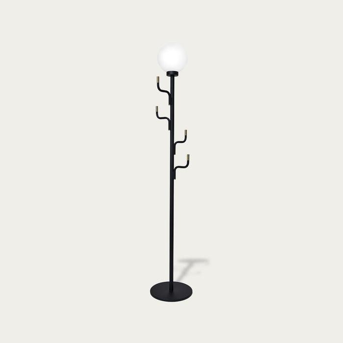 Black Big Darling Lamp   Bombinate