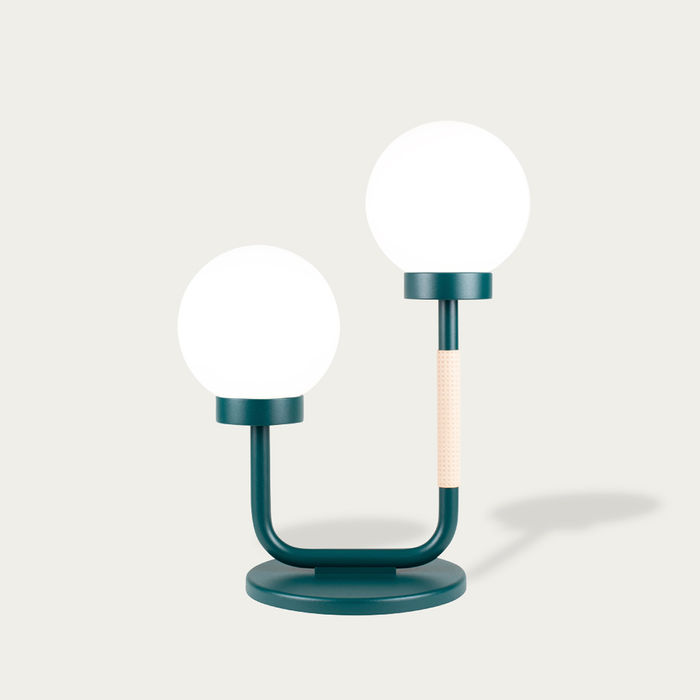 Forest Green Little Darling Table Lamp  | Bombinate