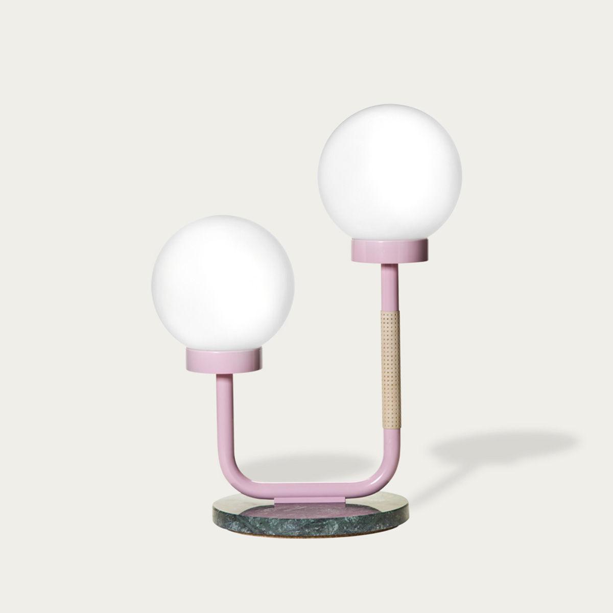 Bubblegum Pink Little Darling Table Lamp  | Bombinate