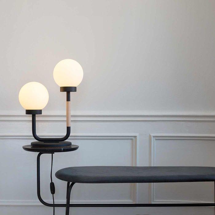 Scandi Black Little Darling Table Lamp  | Bombinate
