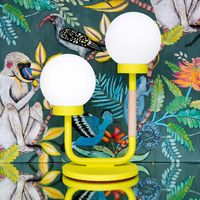 Sunshine Yellow Little Darling Table Lamp    Bombinate