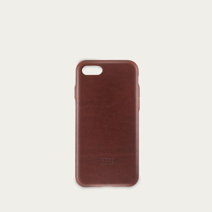 Roasted iPhone 7 / 8 Leather Case    Bombinate